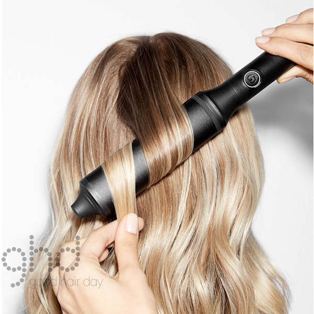 Плойка овальная для волос GHD Curve Classic Wave Wand 38x26 мм 99350015626