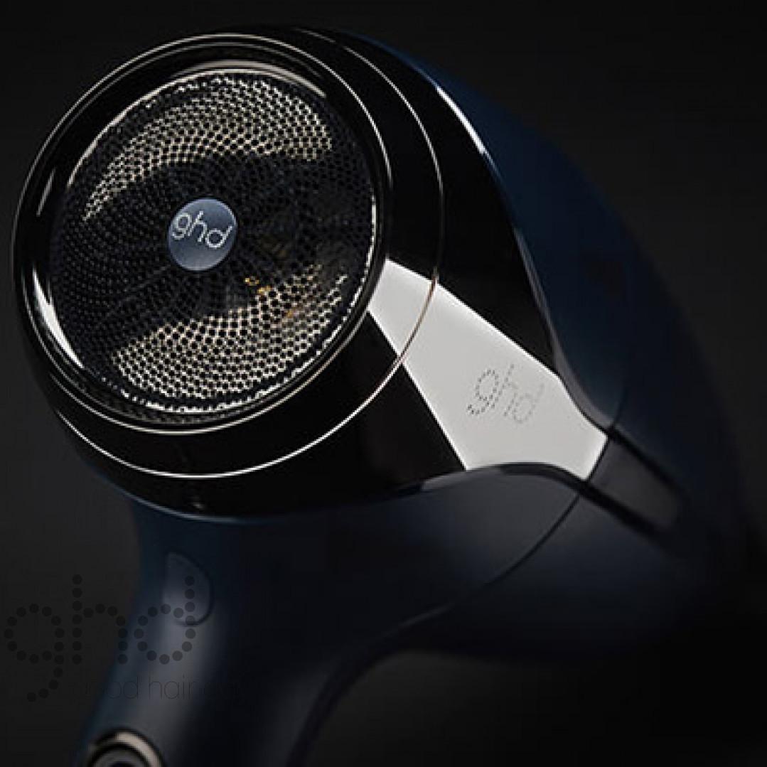 Профессиональный фен GHD Helios 2200 Вт темно-синий 99350031014