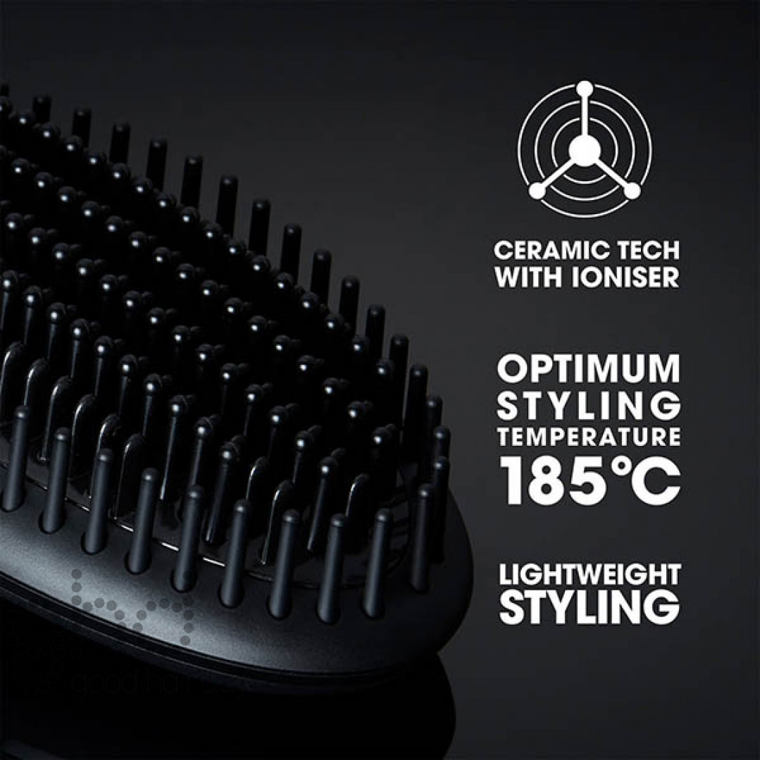 Профессиональная термощетка GHD Glide Professional Hot Brush 99350028016