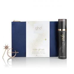 Подарочный набор Загадай Желание термозащтиный спрей + заколки + сумочка для хранения GHD 99350070862