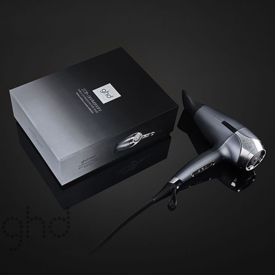 Профессиональный фен GHD Helios 2200 Вт платиновый 99350090209